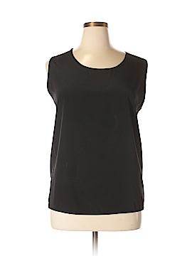 Preston & York Sleeveless Blouse Size 22 (Plus)