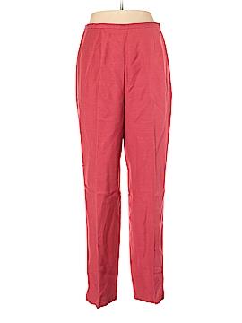 Valerie Stevens Linen Pants Size 10