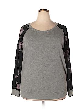 Torrid Sweatshirt Size 2X Plus (2) (Plus)