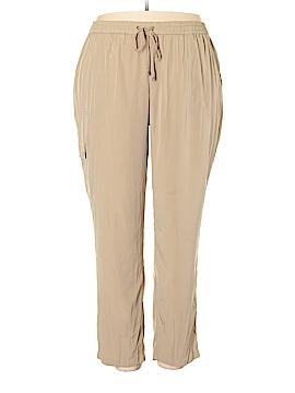 Jones New York Signature Casual Pants Size 18 (Plus)