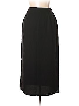 Lands' End Silk Skirt Size 10