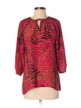 Britt Ryan 3/4 Sleeve Blouse Size S
