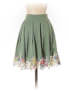 Catherine Malandrino Silk Skirt Size 0