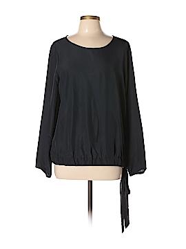 MICHAEL Michael Kors Long Sleeve Blouse Size L
