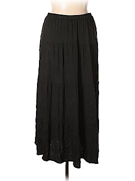 St. John's Bay Casual Skirt Size XL (Petite)