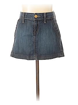 Habitual Denim Skirt 25 Waist