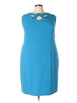 Jones Studio Casual Dress Size 24 (Plus)