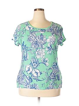 Van Heusen Short Sleeve T-Shirt Size XL