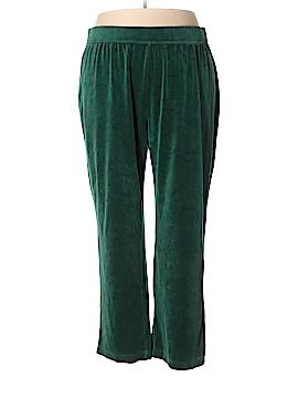 D&Co. Sweatpants Size 2X (Plus)