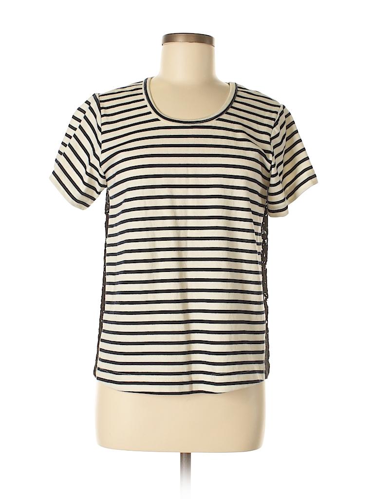 Pin It Sea New York Women Short Sleeve Top Size S