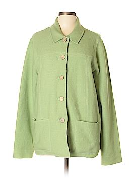 Travelsmith Wool Blazer Size L