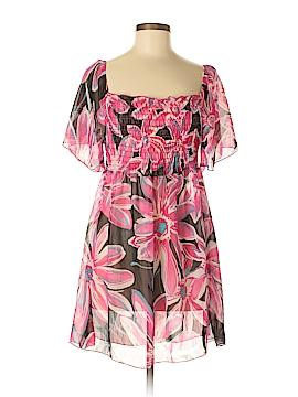 Topia Short Sleeve Blouse Size XL