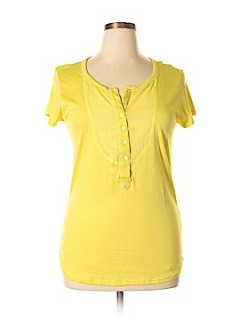 Grace Short Sleeve Henley Size XL