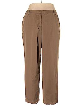 Liz & Me Khakis Size 18 WPetite (Plus)
