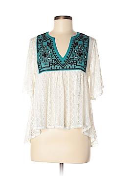 Esley Short Sleeve Top Size M
