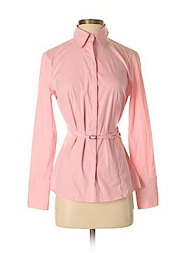 Express Long Sleeve Button-Down Shirt Size 3/4