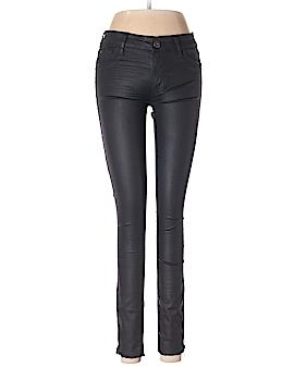 DL1961 Faux Leather Pants 26 Waist