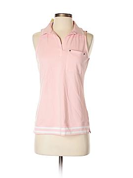 MICHAEL Michael Kors Sleeveless Polo Size S
