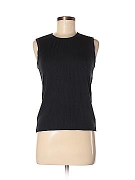 Chaus Sleeveless Silk Top Size M