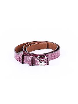 Club Monaco Leather Belt Size M