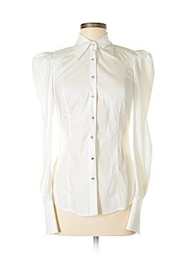Robert Rodriguez Long Sleeve Button-Down Shirt Size 2