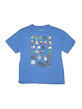 Mojang Short Sleeve T-Shirt Size 18
