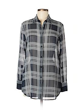 BB Dakota Long Sleeve Button-Down Shirt Size S