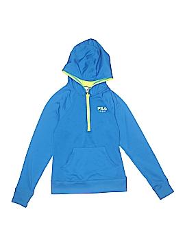 Fila Sport Zip Up Hoodie Size 7