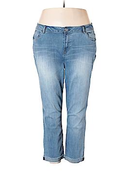 Kensie Jeans Size 24 (Plus)
