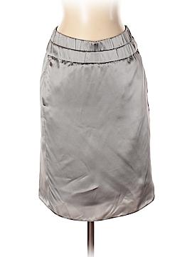 J. Crew Silk Skirt Size 6