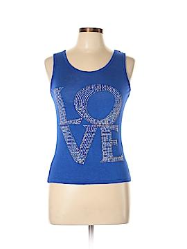 Love Sleeveless Blouse Size L