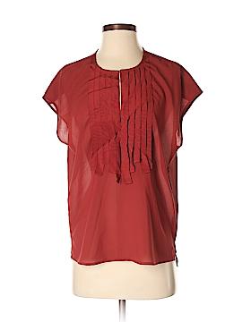 J. Crew Short Sleeve Blouse Size 2