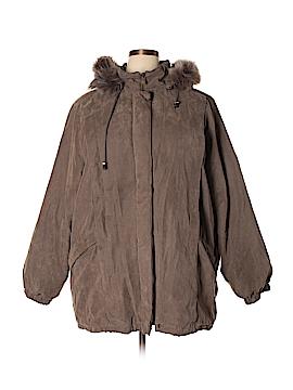 St. John's Bay Coat Size 2X (Plus)