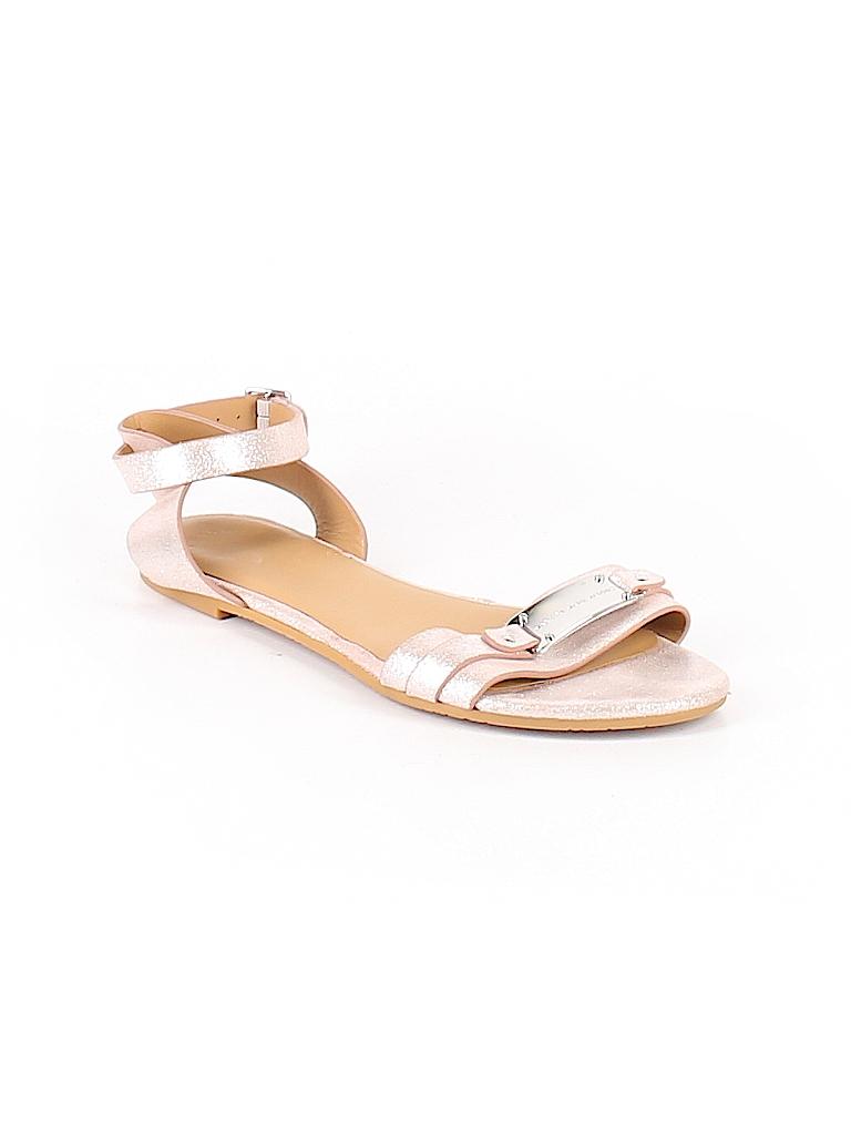 900df220af60 Marc by Marc Jacobs Metallic Silver Sandals Size 39 (EU) - 83% off ...