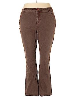 D&Co. Jeans Size 2X (Plus)