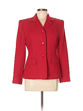 Rena Rowan Wool Blazer Size 6