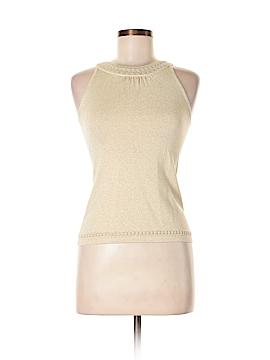 Ann Taylor Sleeveless Silk Top Size XS