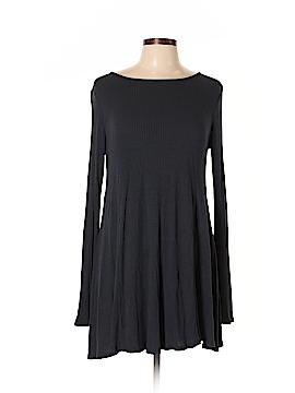 Olivaceous Casual Dress Size L