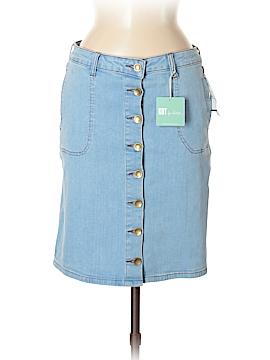 Kut from the Kloth Denim Skirt Size 6