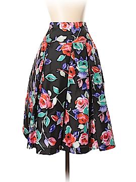 Express Design Studio Silk Skirt Size 4