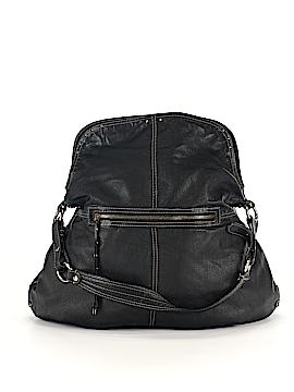 Hayden Harnett Leather Shoulder Bag One Size