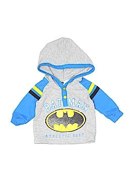 Batman Pullover Hoodie Size 0-3 mo