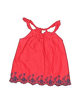 Baby Gap Sleeveless Blouse Size 3T