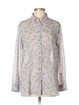 Uniqlo Long Sleeve Blouse Size M