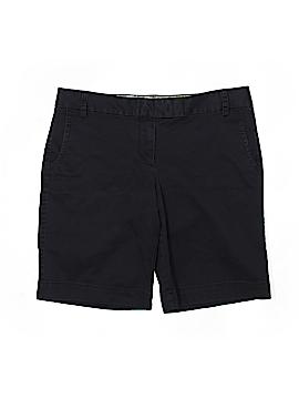 J. Crew Factory Store Khaki Shorts Size 10