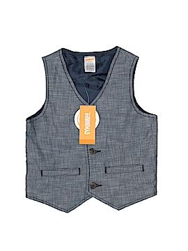 Gymboree Tuxedo Vest Size 2T - 3T
