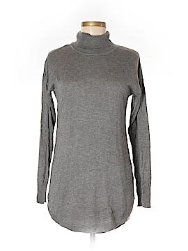 Pink Rose Turtleneck Sweater Size M