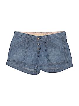 Rich & Skinny Denim Shorts Size 28 (Plus)