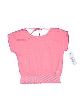 Roxy Short Sleeve Top Size 16