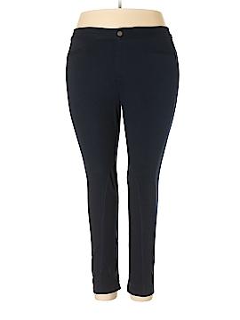 Caribbean Joe Casual Pants Size 1X (Plus)